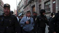 Tiroteo cerca del Palacio Nacional de la Ciudad de México deja cuatro muertos
