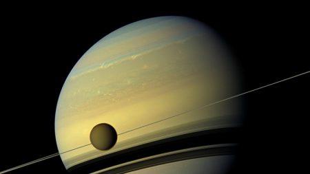 Mapa geológico de la Luna de Titán revela un sorprendente mundo activo de otro tipo de Tierra