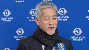 Shen Yun ilumina el corazón humano, dice el superintendente de un hospital japonés