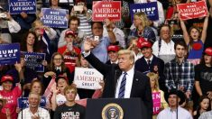 Centro de producción de banderas de China predice un segundo mandato para Trump