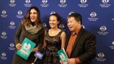 Shen Yun encanta a una Violinista y a un Mayor de la Fuerza Aérea