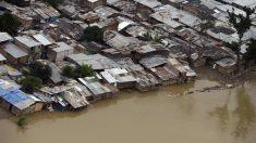 Al menos siete muertos por la crecida de un arroyo en el centro de Colombia