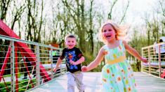 Los niños no están realizando suficiente actividad física en los centros de cuidado infantil