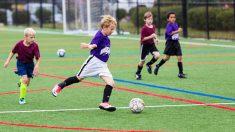 La exigencia deportiva aumenta el riesgo de lesiones en los niños