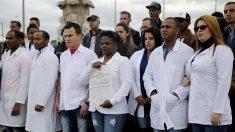 Brasil contratará médicos cubanos que no volvieron a su país cuando se anuló programa del régimen