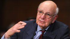 Paul Volcker, expresidente de la Reserva Federal, muere a los 92 años, dicen informes