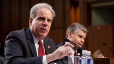 Horowitz critica la 'falla' de toda la 'cadena de mando' del FBI en investigación sobre Trump-Russia