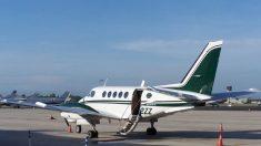Avião com empresários e modelos cai pouco antes de chegar ao aeroporto de Caracas