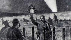 El  significado de la Navidad en la I Guerra Mundial: una tregua y paz entre soldados enemigos
