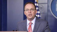 Trump nombra a asistente de Mulvaney para coordinar la política de telecomunicaciones internacionales