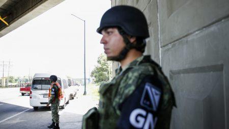 EE.UU. y México se reúnen para abordar la amenaza mortal de los cárteles de la droga