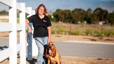 Siguiendo el rastro: mujer entrena a sus perros sabuesos para encontrar desaparecidos y criminales