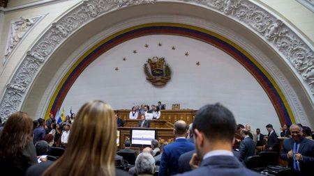 Venezuela lidera el ranking mundial de abusos contra parlamentarios de la Unión Interparlamentaria