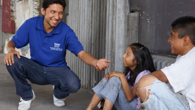 ¿Recuerda cuando ayudó a esa persona pobre, visitó a esa persona enferma, consoló a esa persona solitaria? (Pxhere)