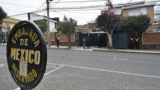 Investigan en Bolivia presunta relación de políticos españoles y acusados de narcotráfico en embajada de México