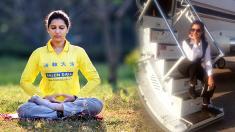 Aeromoça de sucesso na Índia compartilha como a meditação do Falun Dafa curou sua dor misteriosa