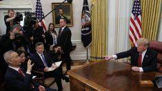 Resumen anual: Estados Unidos intensifica la ofensiva contra el régimen chino