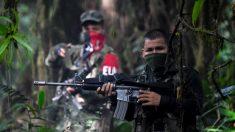 Ataque del ELN en Colombia deja dos militares muertos y ocho más heridos