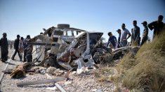 Al menos 28 muertos en dos accidentes de tráfico en Egipto