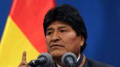 Evo Morales llegó a Argentina para vivir como refugiado político