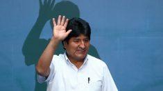 Evo Morales viaja de México a Cuba para una consulta médica, afirman fuentes diplomáticas