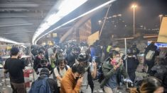 Crece el temor a los efectos de la exposición a gases lacrimógenos en Hong Kong