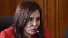 Karen Longaric pide al gobierno de López Obrador respetar la soberanía de Bolivia