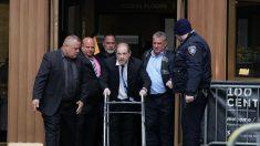 Harvey Weinstein llega a un posible acuerdo de USD 25 millones con acusadoras, según informe