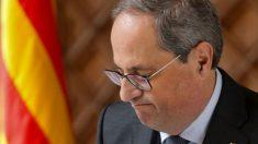 Inhabilitado el presidente catalán por desobedecer a la autoridad electoral