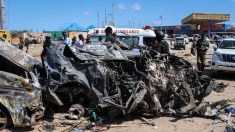 Al menos 92 muertos en uno de los peores atentados que recuerda Somalia