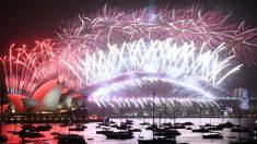 Australia, Nueva Zelanda y el Pacífico dan la bienvenida al año 2020