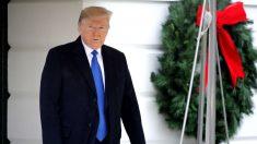 Donald Trump anuncia que la próxima cumbre del G7 tendrá lugar en Camp David