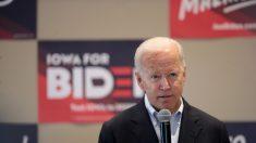 """Joe Biden: """"No necesito el respaldo de Obama"""""""