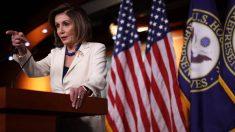 Pelosi pide en conferencia de prensa que no se hagan más preguntas sobre el impeachment