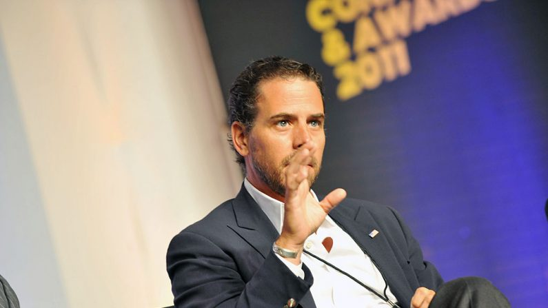 Hunter Biden asiste a la Conferencia de Liderazgo Mundial &amp el 22 de julio de 2011 en Atlanta, Georgia. (Moses Robinson/Getty Images para la Usher's New Look Foundation)