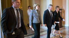 Senadora Murkowski se adhiere a la imparcialidad indecisa sobre el voto del impeachment