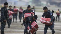 Detienen a cuatro mexicanos con cargamento millonario de cocaína en Guatemala