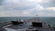 China pone en suspenso la construcción de dos portaaviones