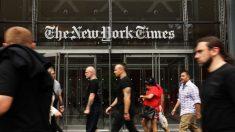 New York Times publica artículo de opinión comparando a Trump con un asesino