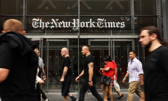 NY Times emite corrección tras afirmar que el sitio web de Babylon Bee generaba desinformación