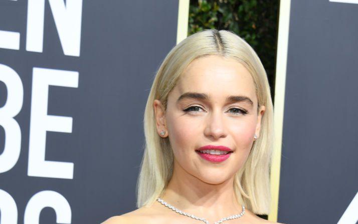 Emilia Clarke (VALERIE MACON/AFP/ Getty Images)