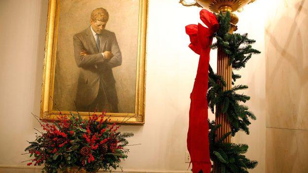 John F. Kennedy respondió a la carta de una niña preocupada por la seguridad de Santa Claus