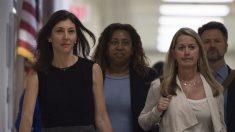 La exabogada del FBI Lisa Page demanda al DOJ y al FBI por publicar sus textos con Peter Strzok
