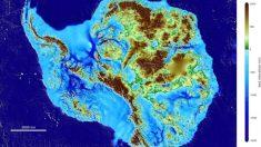 Glaciólogos descubren en la Antártida el lugar más profundo del planeta
