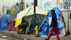 Corte Suprema se niega a revivir la ley que prohíbe a las personas sin hogar dormir al aire libre