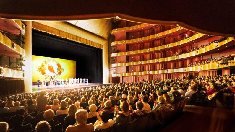 Shen Yun Performing Arts en el Lincoln Center de Nueva York el 7 de marzo de 2019. (Dai Bing/The Epoch Times)