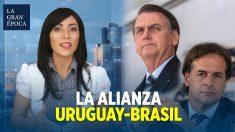 Alianza Brasil-Uruguay: un freno a las brisas bolivarianas
