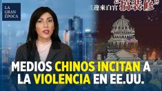 Medios chinos incitan a vandalizar la Casa Blanca por la aprobación del proyecto de ley de Hong Kong