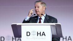 """Graham considera el impeachment como """"tontería partidista"""" y promete hacerlo """"morir rápido"""" en el Senado"""
