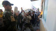 Evacúan embajada de EE.UU. en Bagdad tras ataque de un grupo apoyado por Irán